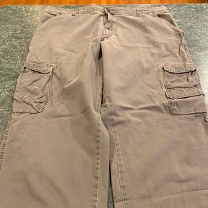 Wrangler Green Men's Cargo Pants 42 x 30